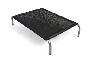 HiK9 Bed with Black Mesh Cover - HiK9