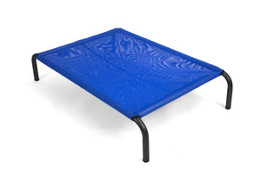 HiK9 Bed with Blue Mesh Cover