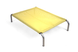Open image in slideshow, HiK9 Bed with Cream Mesh Cover - HiK9