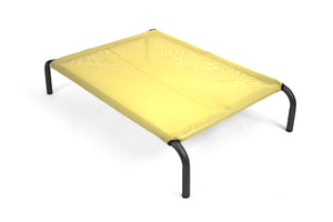 HiK9 Bed with Cream Mesh Cover - HiK9