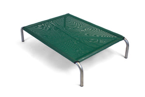 HiK9 Bed with Green Mesh Cover - HiK9