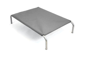 Open image in slideshow, HiK9 Bed with Grey Canvas Cover - HiK9