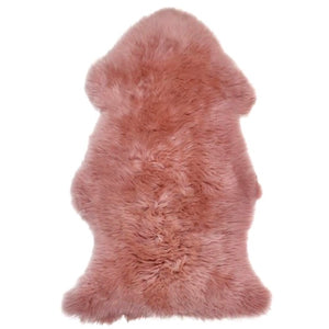 Dark Pink Sheepskin - HiK9