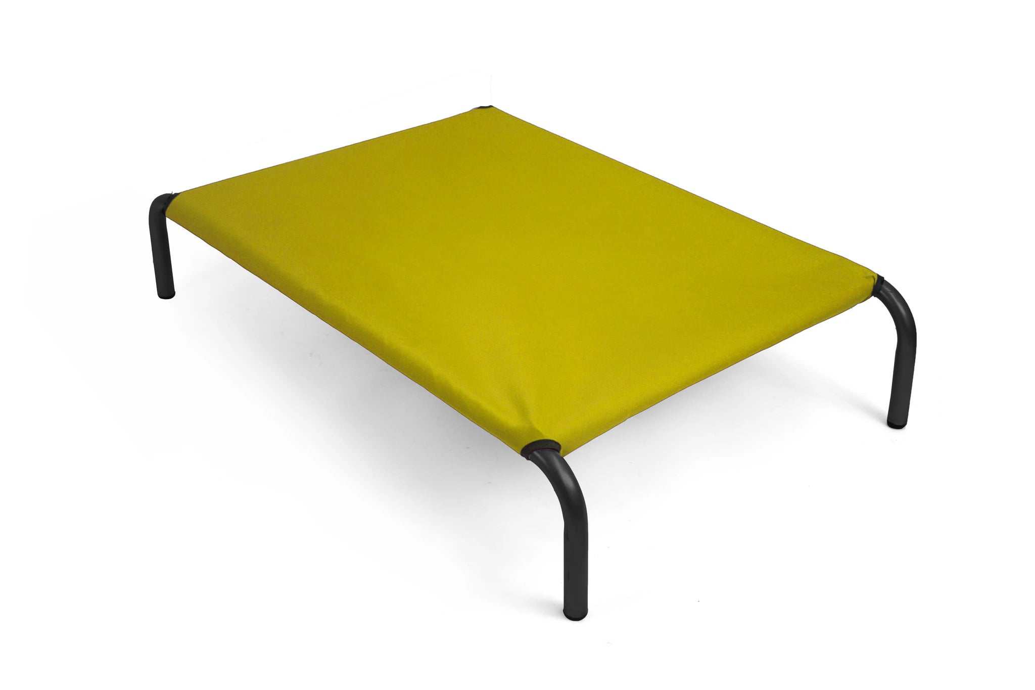 HiK9 Bed with Yellow Canvas Cover