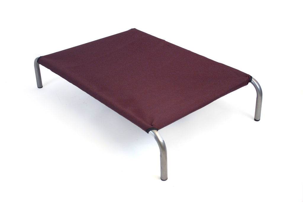 HiK9 Bed with Mulberry Canvas Cover