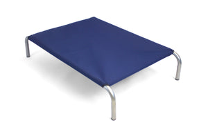 Open image in slideshow, HiK9 Bed with Navy Canvas Cover - HiK9