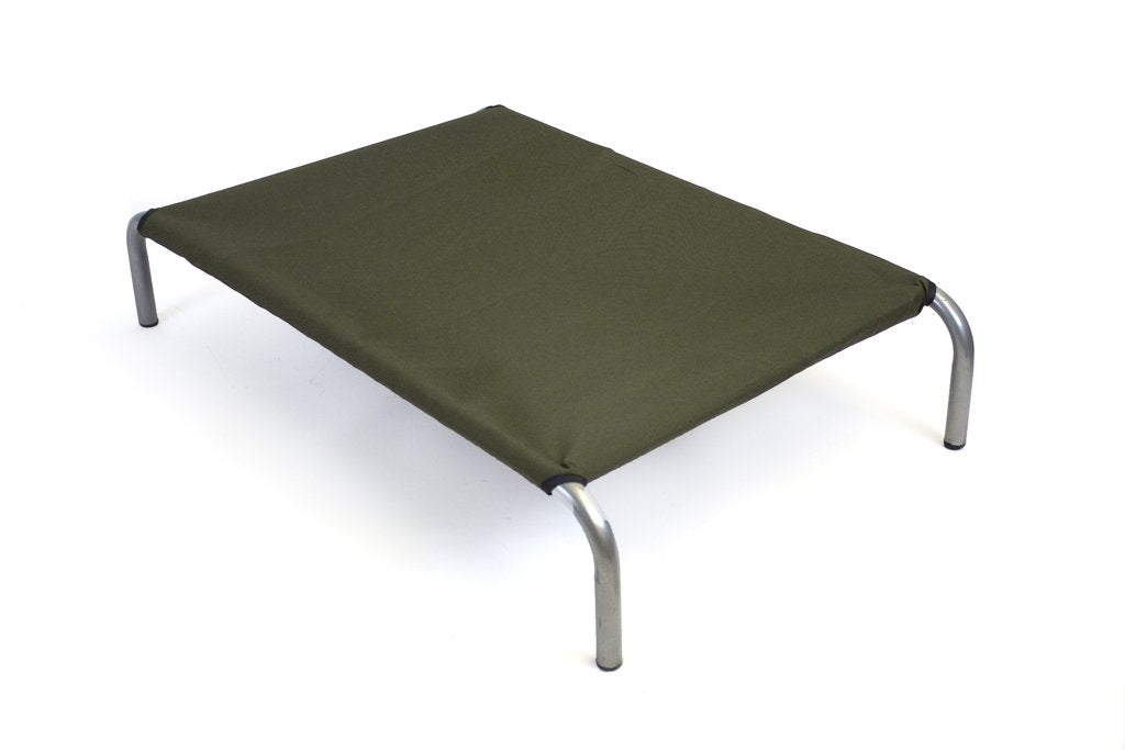 Olive Canvas Cover - HiK9