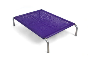Open image in slideshow, HiK9 Bed with Purple Mesh Cover - HiK9