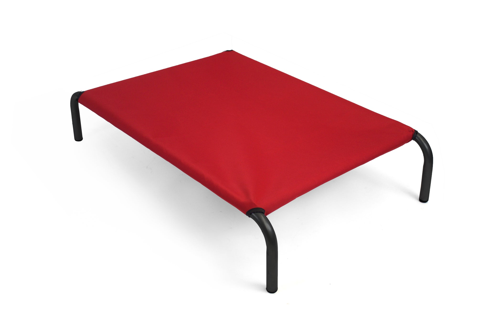 HiK9 Bed with Red Canvas Cover - HiK9