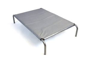 Heavy Duty Silver Mesh Cover - HiK9