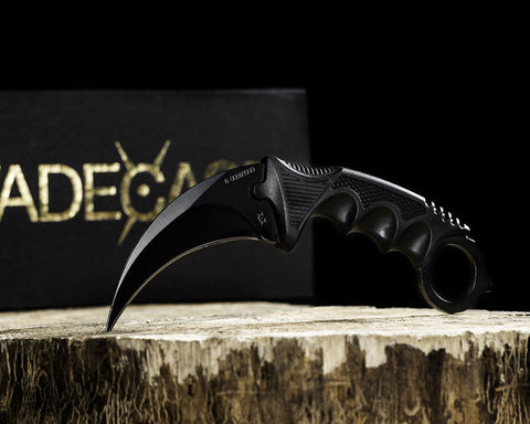 Tiger Tooth Claw Knife