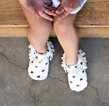 Fashion Moccasin Baby Shoes