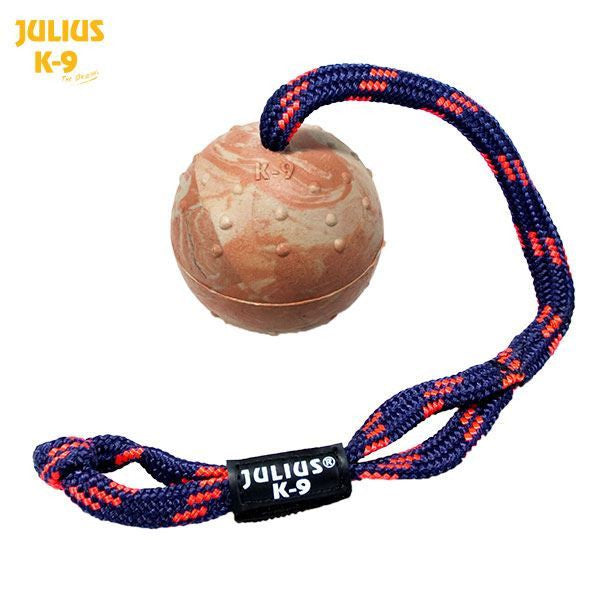 JULIUS-K9 IDC® NATURAL RUBBER BALL - DIFFERENT SIZES
