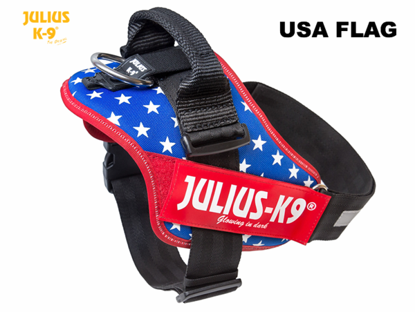 IDC PowerHarness By Julius K9- Flags