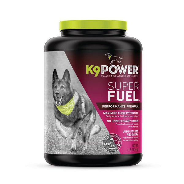 K9 Superfuel by Animal Naturals 1.8kg