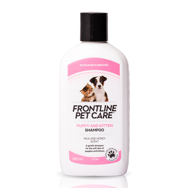 Frontline Pet Care -Puppy Kitten Shampoo 250ml