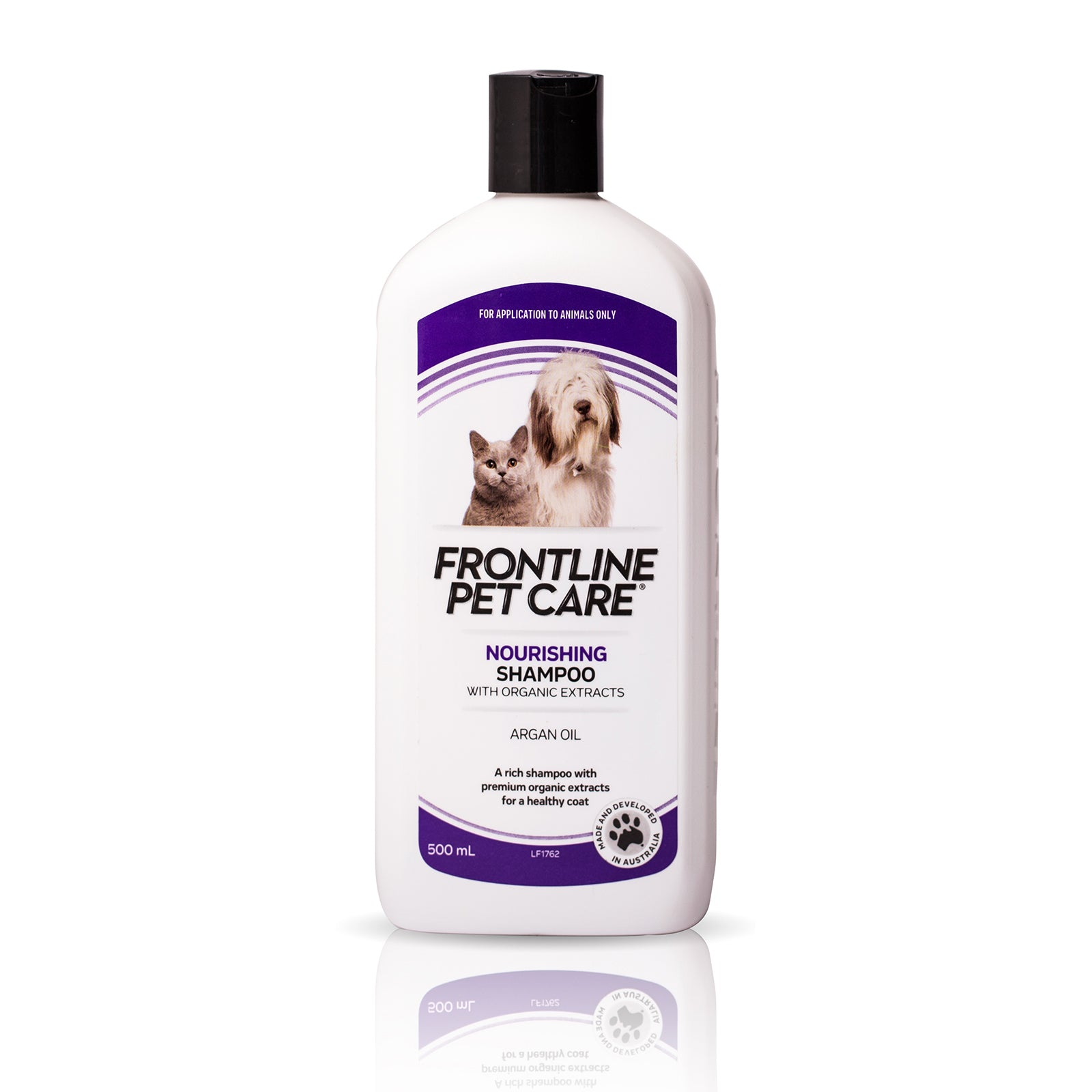 Frontline Pet Care -Nourishing Shampoo For Dogs And Cats ...