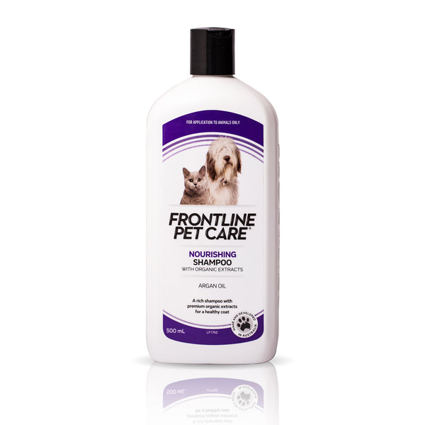 Frontline Pet Care -Nourishing Shampoo For Dogs And Cats
