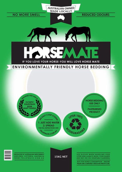 HORSEMATE STABLE BEDDING 15KG