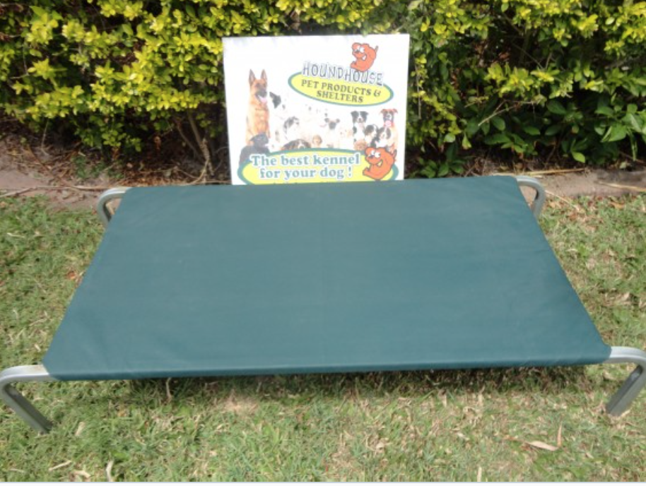 Hound House- Universal Canvas Raised Bed Cover