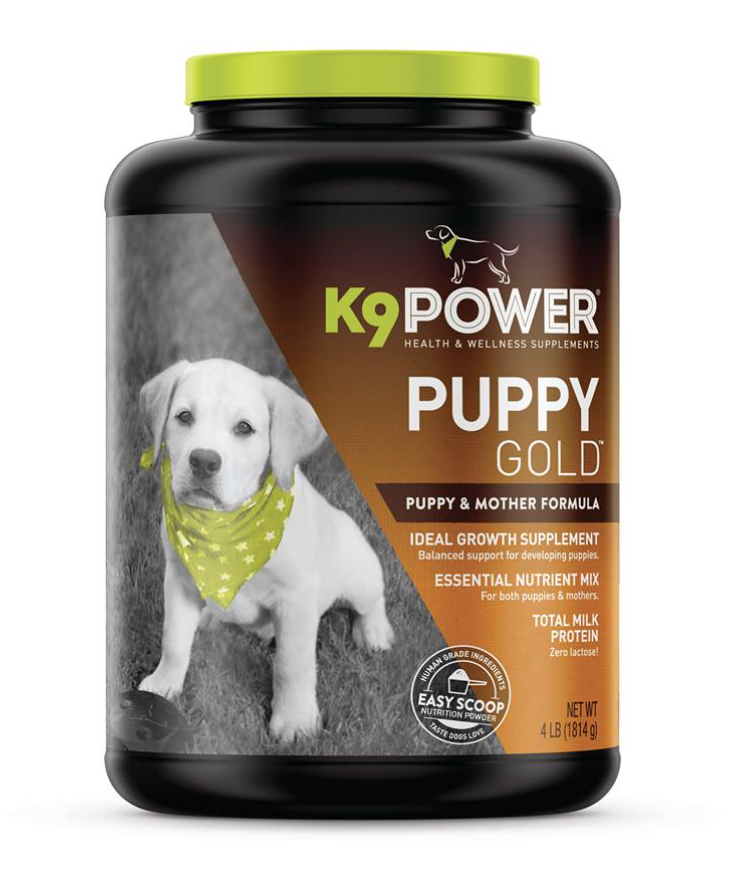 Puppy Gold by K9 Power/ Animal Naturals