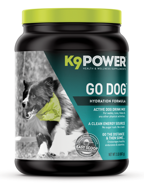 Go Dog – Hydration, Recovery & Energy Formula 900g