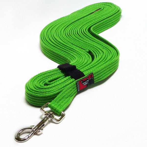 Black Dog Wear- Tracking Lead Regular (11 meter) medium snap