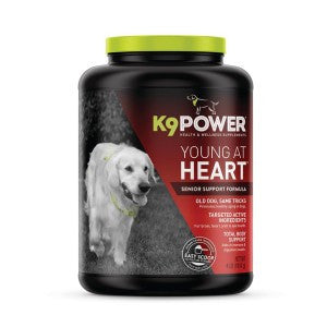 Young at Heart by Animal Naturals/K9 Power 1.8kg