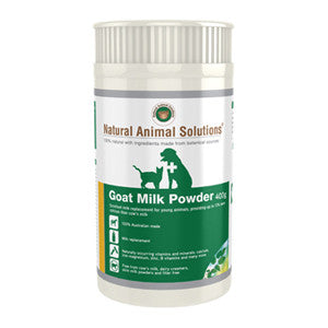 Natural Animal Solutions Goats Milk Powder- 400g