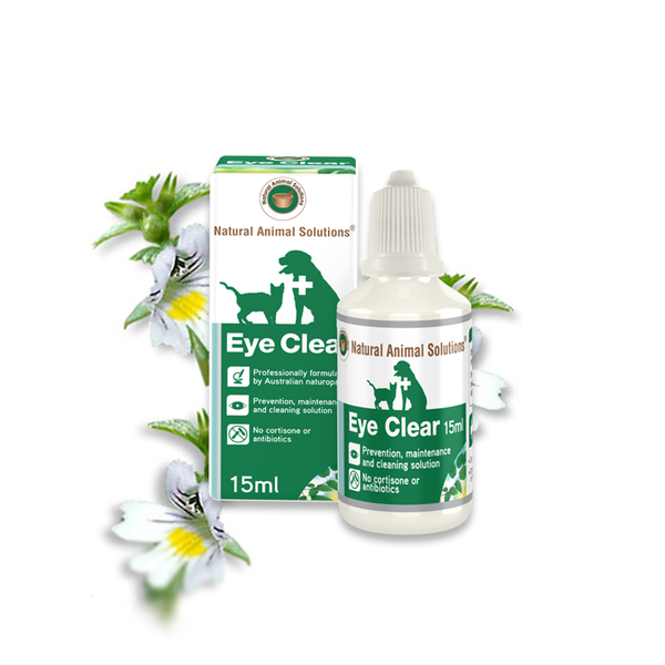 Eye Clear 15ml~ Natural Animal Solutions