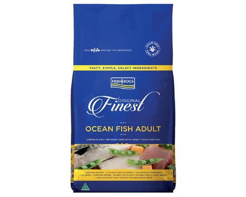Fish4Dogs Dry Food
