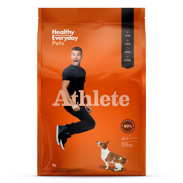Healthy Everyday Pets - Athlete