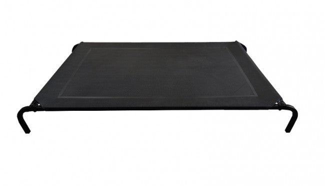 Superior~ Black Flat Pack Raised Bed with Heavy Duty Cover