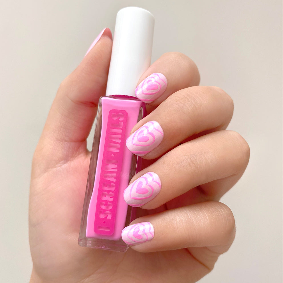 Brush with Fame - BIG MARSHMALLOW  nail art striper brush