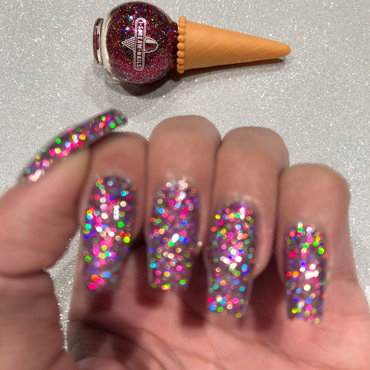 Bring the Bling Nail Polish