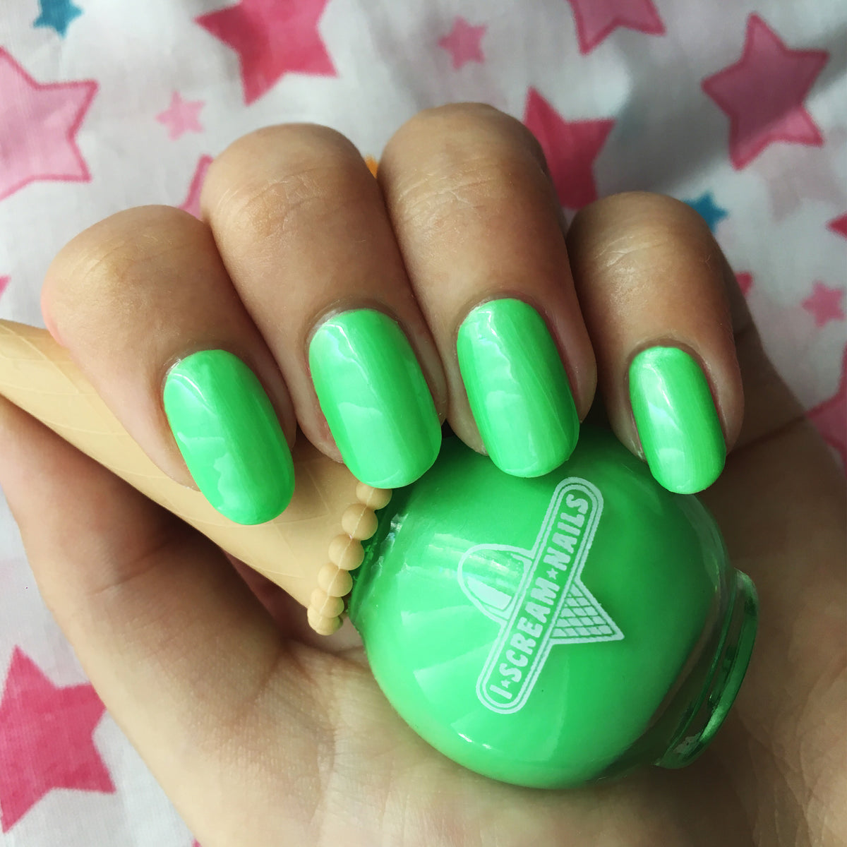 Mint Madness Nail Polish