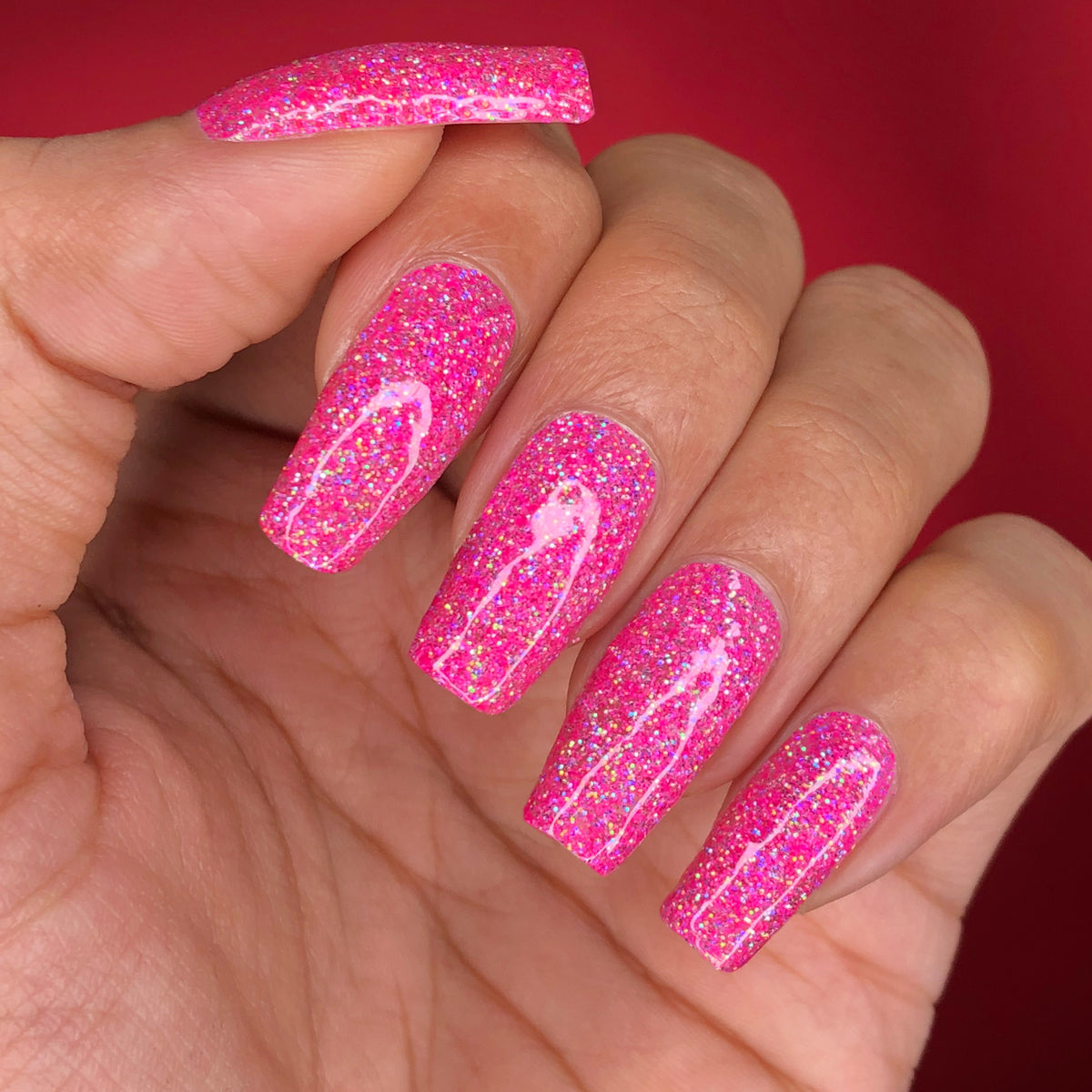 Pink Limousine Nail Polish – I Scream Nails