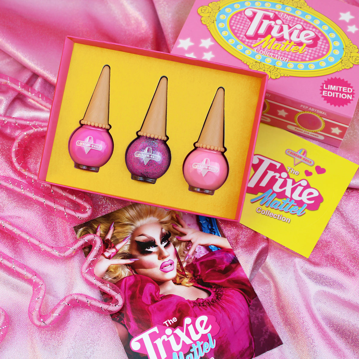The Trixie Mattel Collection