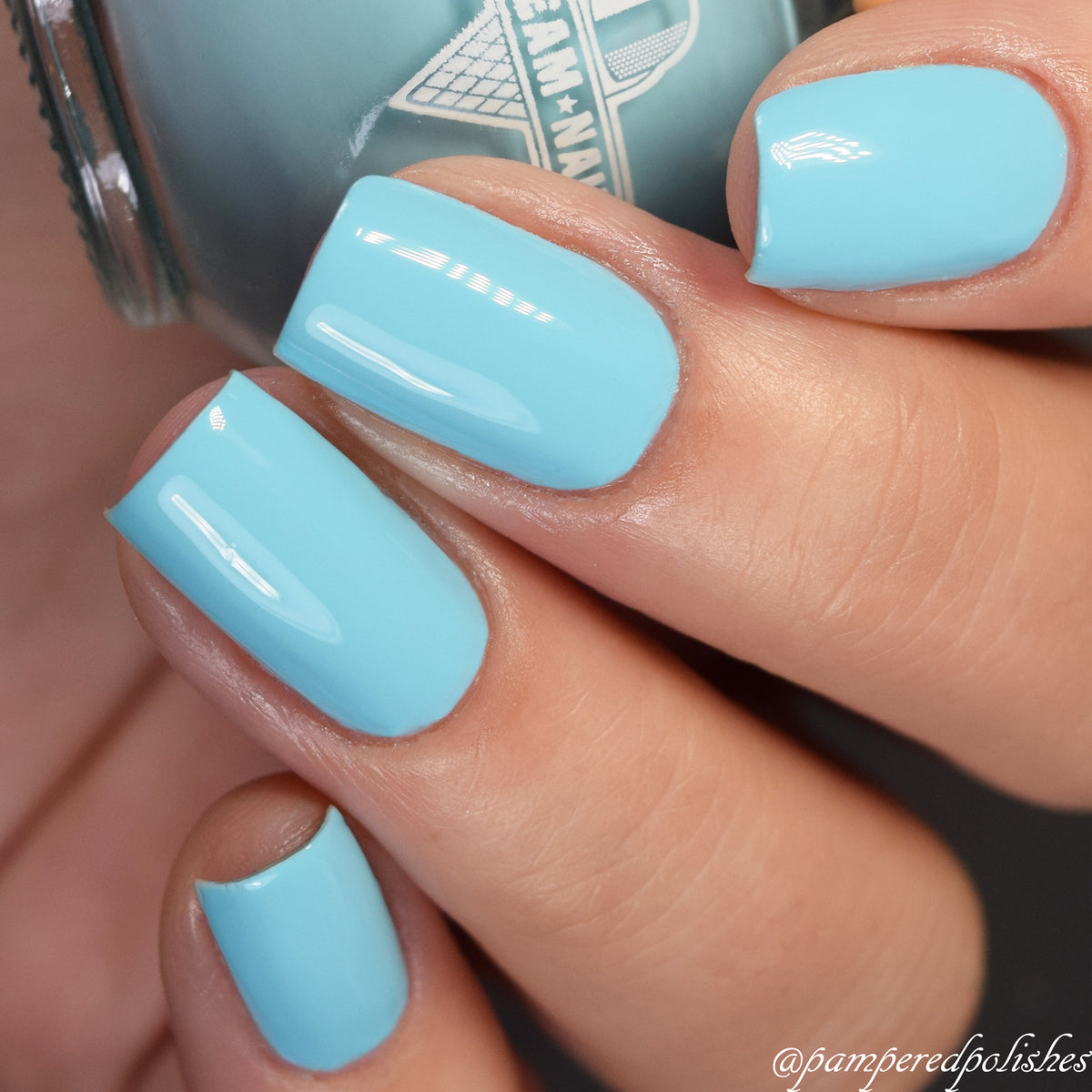 You Blue It! Nail Polish