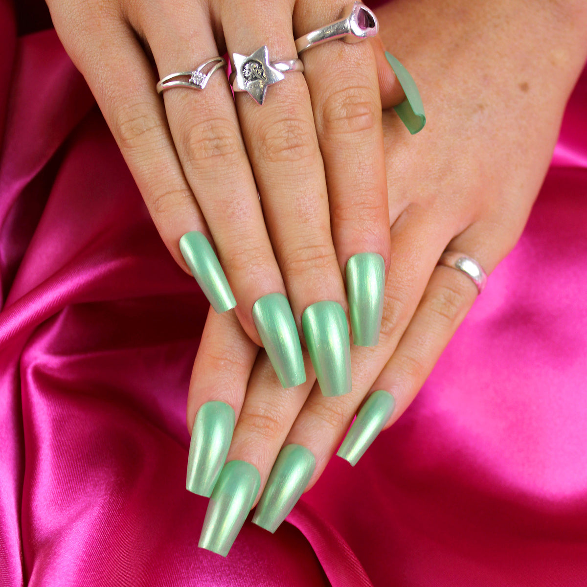 Emerald City Nail Polish
