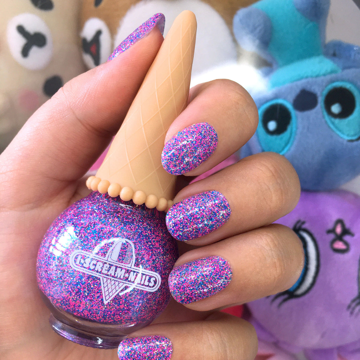 Magic Sand Nail Polish
