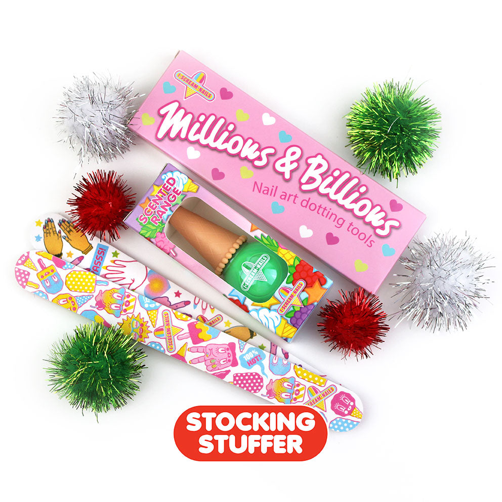 Get your nail art on! - Stocking Stuffer