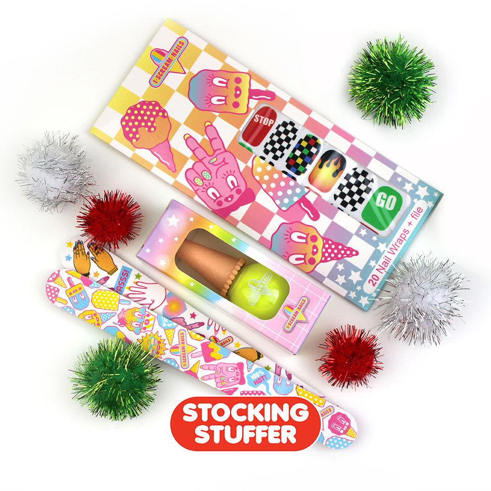 Hot Stuff! - Stocking Stuffer