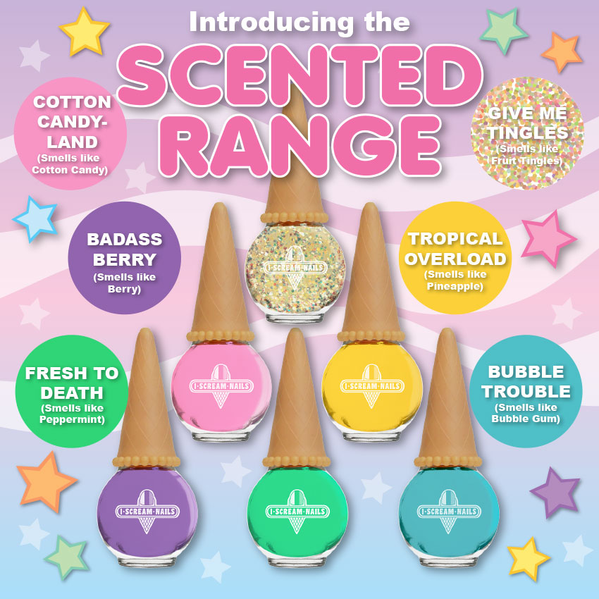 The Scented Range