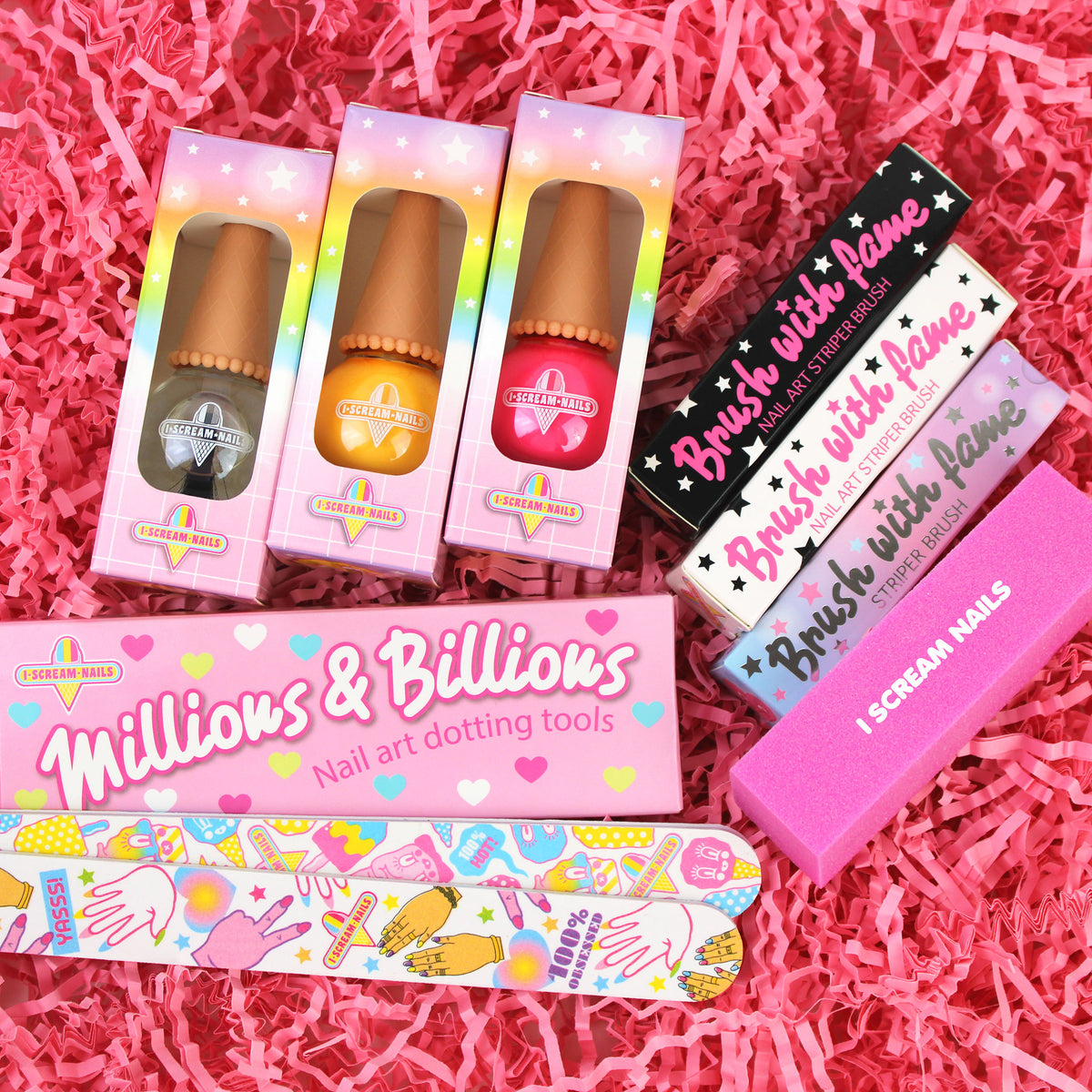 Nail Art Obsessed Gift Pack