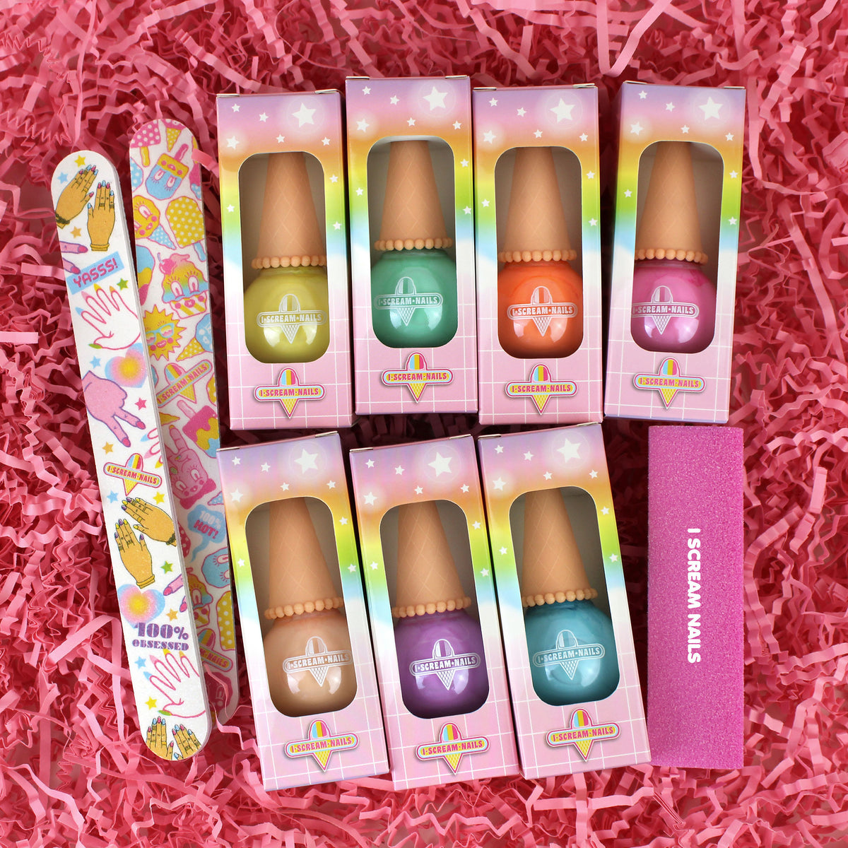 Pastels Gift Pack