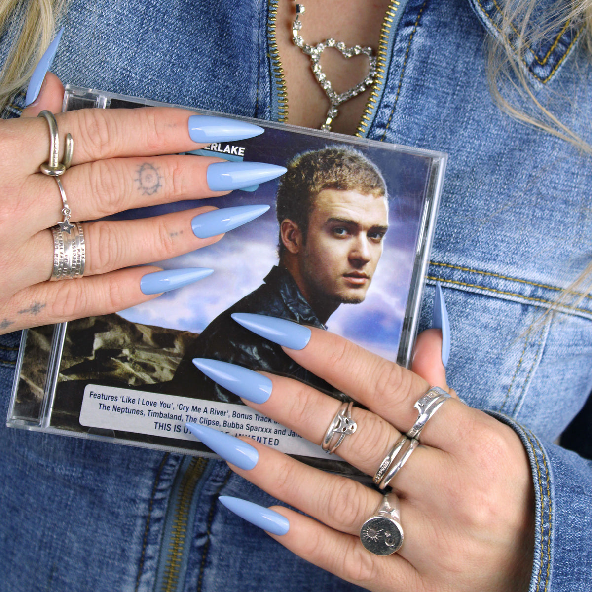 Britney & Justin - Double Denim Bundle