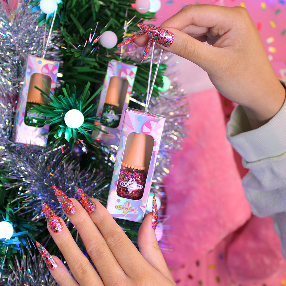 Naughty or Nice Nail Polish