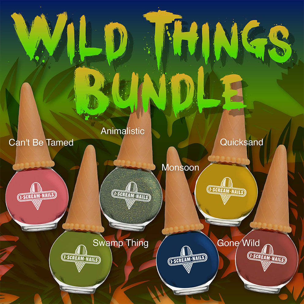 Wild Things Bundle