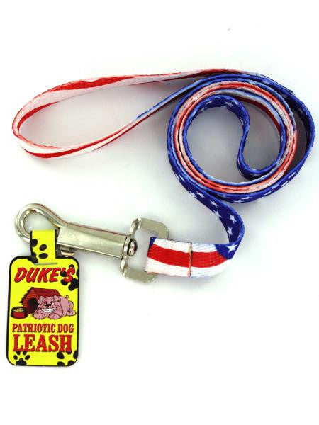 Patriotic Dog Leash (Available in a pack of 24)